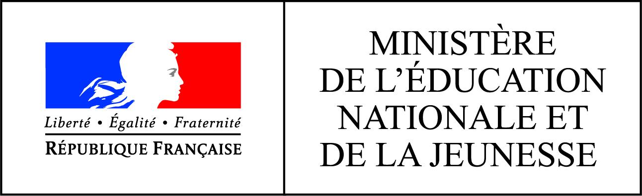 Logo MENJ